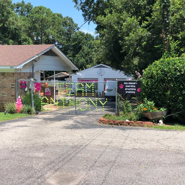 Local business on Azalea shows support for Anthony