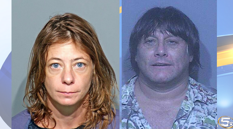Bon Secour Couple Jailed After Working Meth Lab Discovered