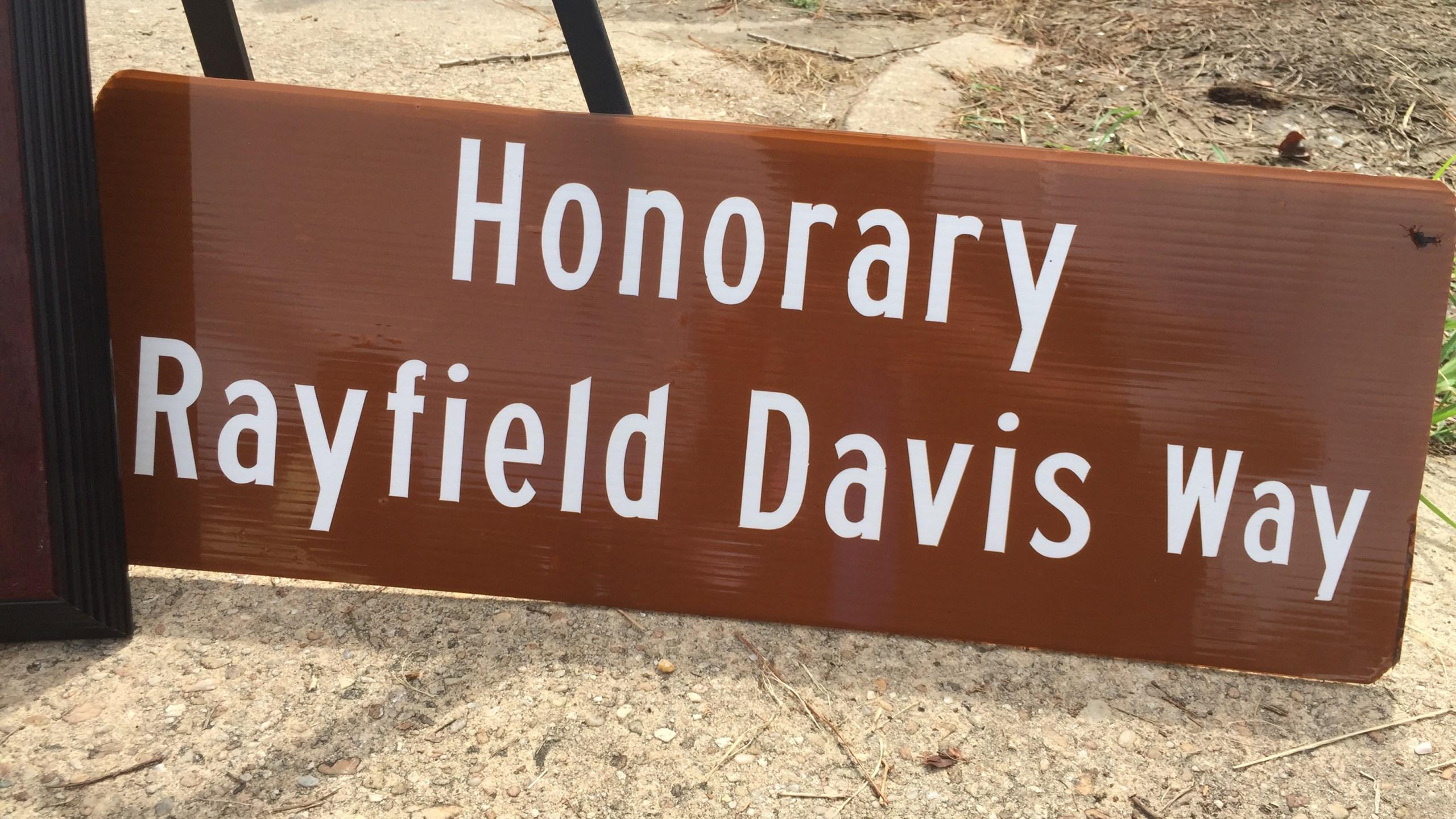 Rayfield Davis Way.JPG