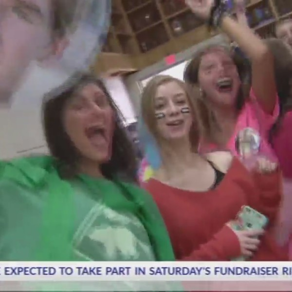 Pep Rally of the Week -- St. Paul's