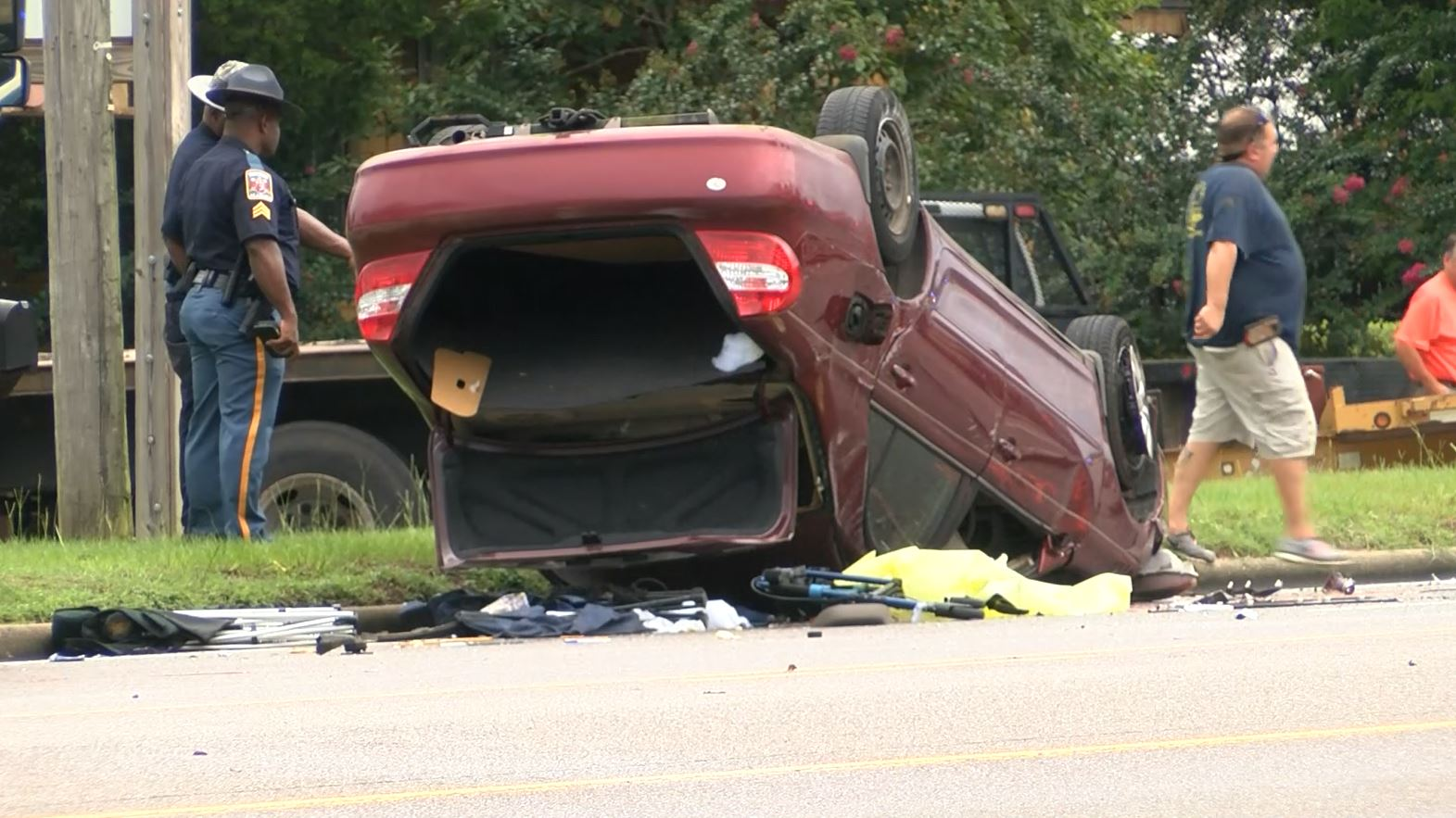 Woman Killed In Moffett Road Crash Identified