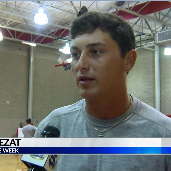 Saraland Quarterback takes first Player of the Week award