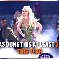 Dish Nation News Clip: Opps, Britney Spears Did It Again!