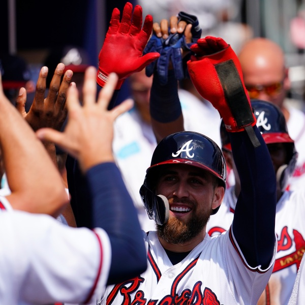 Phillies v Atlanta Braves