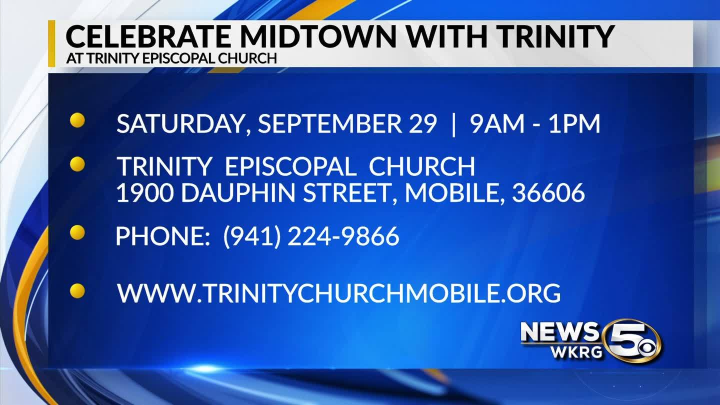 Mark Your Calendar - Celebrate Midtown with Trinity