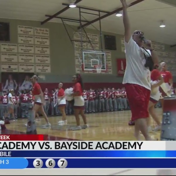 Pep Rally of the Week: Faith Academy