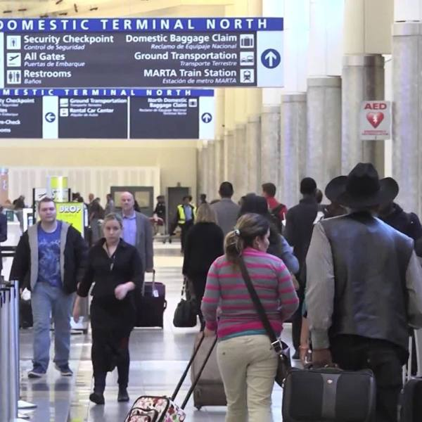 Scientists say airport security bins carry more germs than toilets