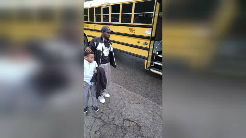 Students allegedly held on Birmingham city school bus