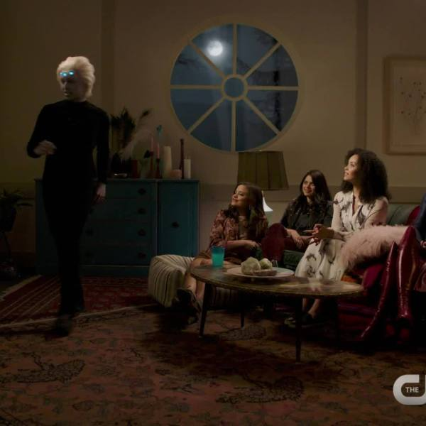 The CW Presents Powers