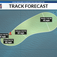 Joyce Forecast Track