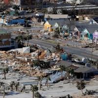 Mexico Beach Hurricane Michael-846652698-846652698