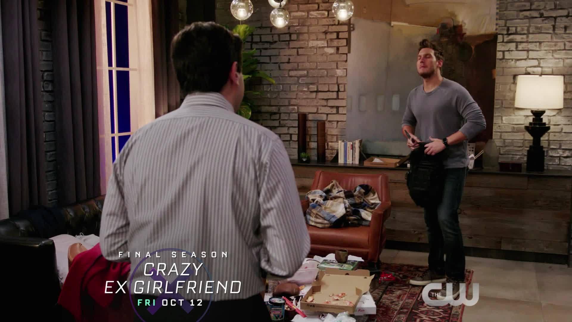 CW Crazy Ex-Girlfriend Trailer