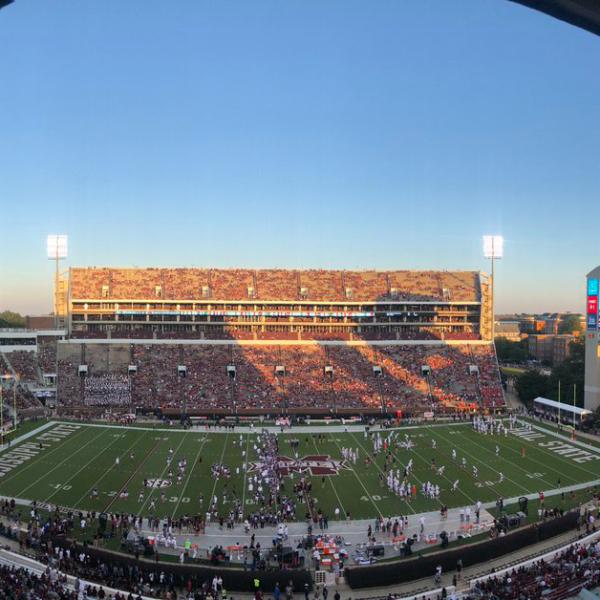 Mississippi State football stadium
