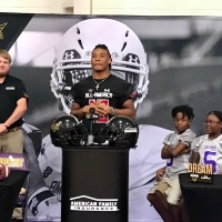 Christian Williams Under Armour All-American
