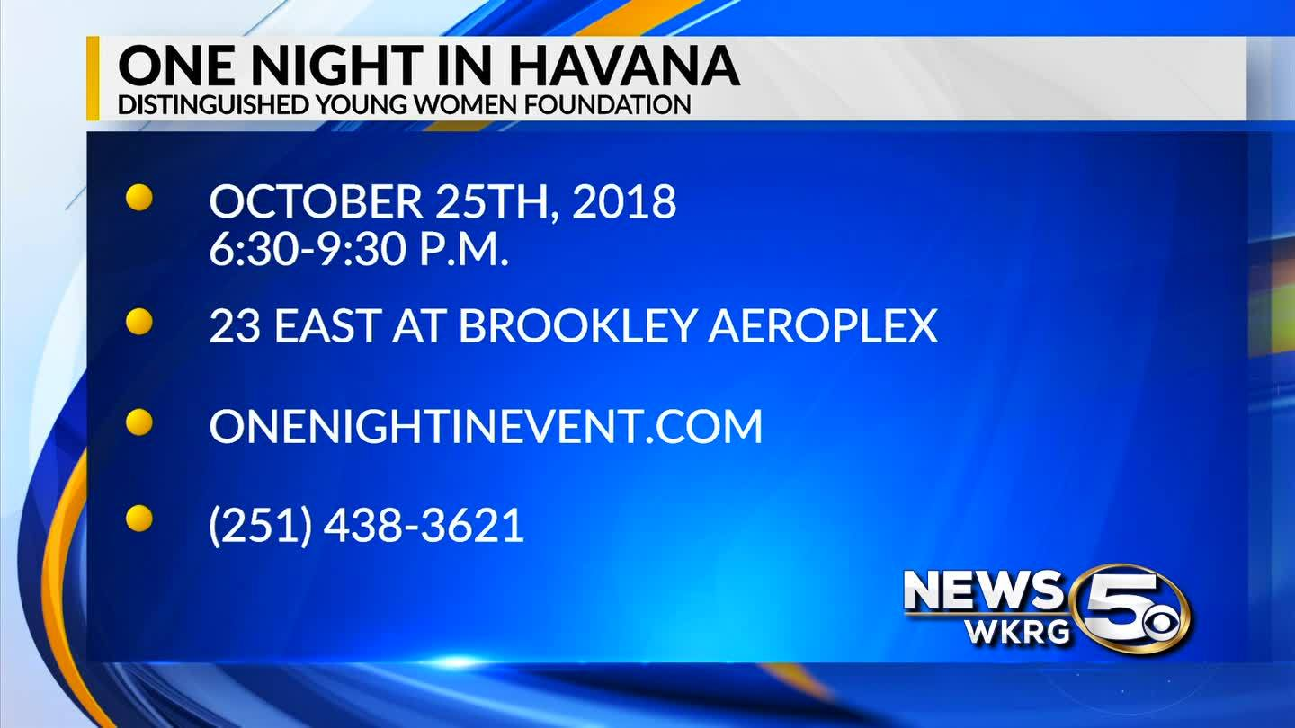 Mark Your Calendar: One Night in Havana