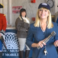 Tori B. Invites You To Join The Gulf Coast CW Friday for a Night at the Museum
