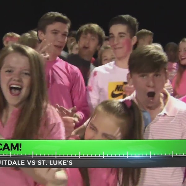 St. Luke's Fan Cam