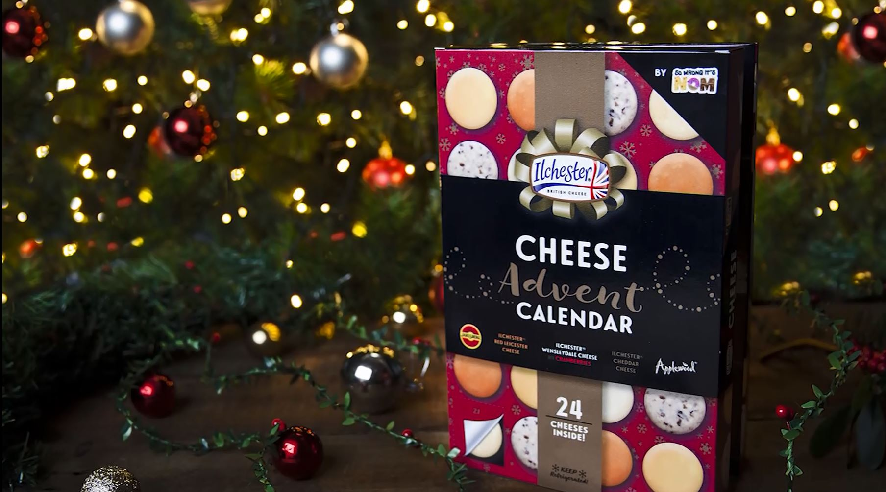 Target offering cheese advent calendar this holiday season