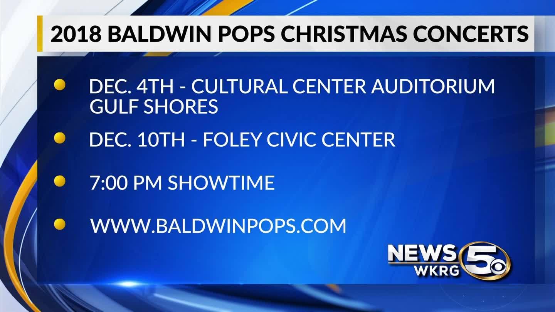 2018 Baldwin Pops Christmas Concerts