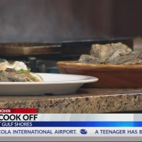 Cooking with John: Grilled Oyster with Honey Bourbon Chipotle Butter