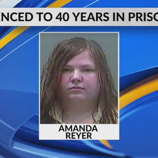 Mother sentenced to 40 years in prison