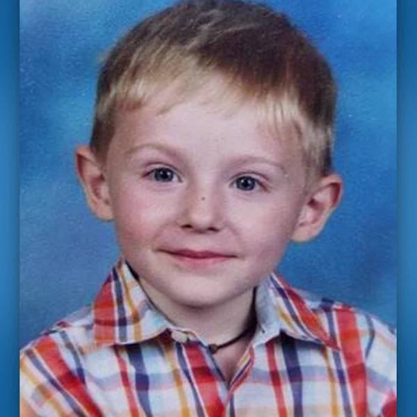 Officials confirm body found in creek is missing 6-year-old Maddox Ritch