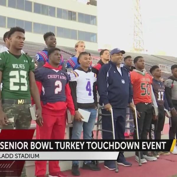 Senior Bowl Prospect team
