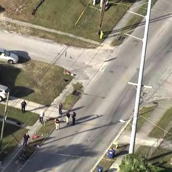 Tampa Bus Crash