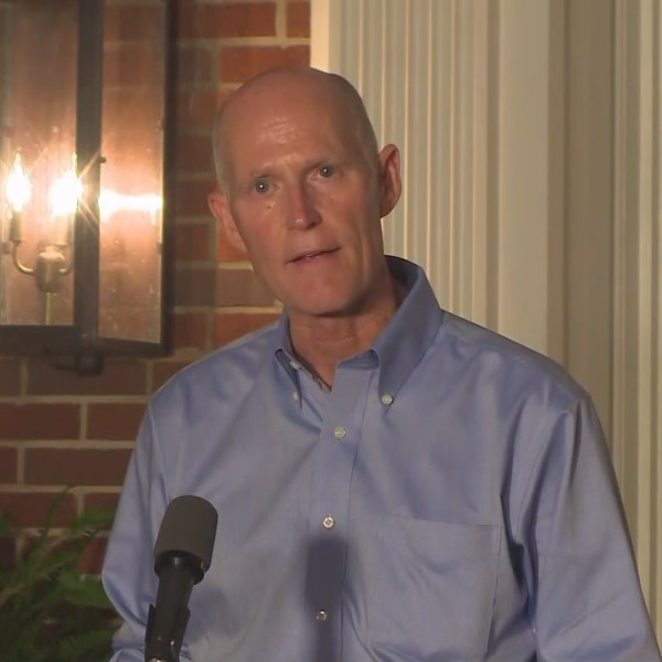 VIDEO: Rick Scott files lawsuit against Broward, Palm Beach County Supervisor of Elections offices