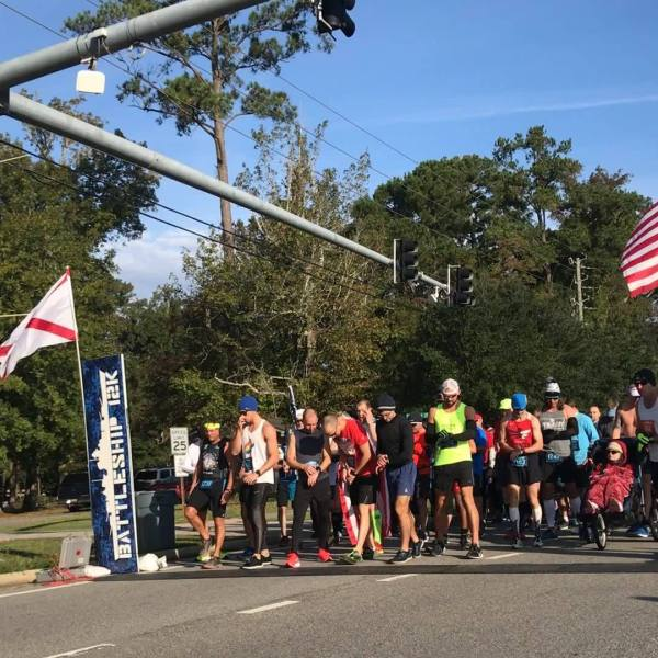 Veterans Day 12k run
