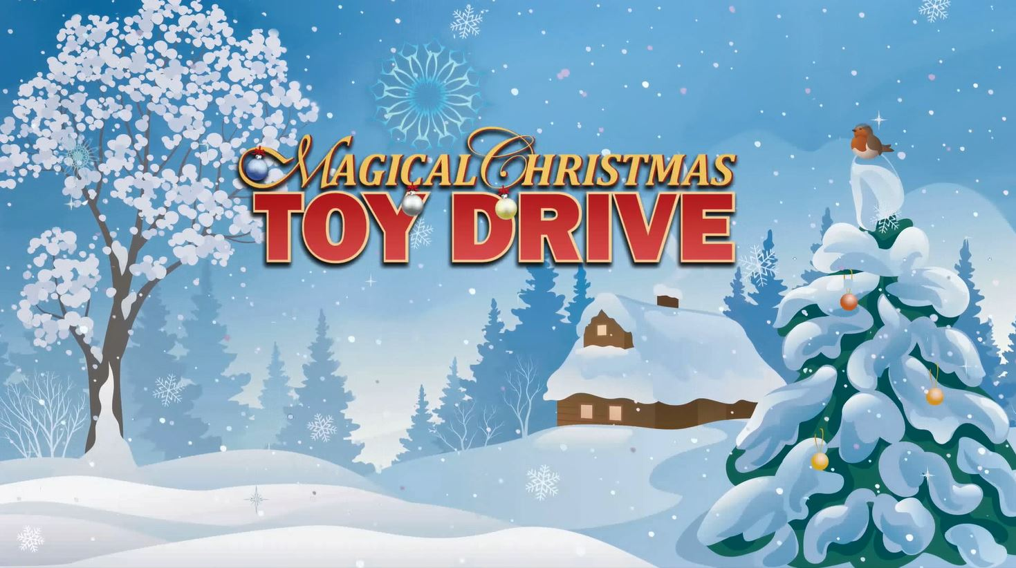 Magical Christmas Toy Drive