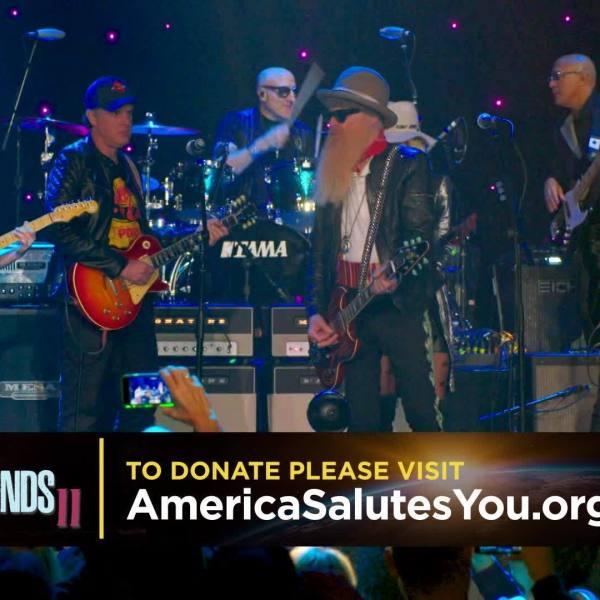 America Salutes You   Guitar Legends II Airs Saturday on The Gulf Coast CW