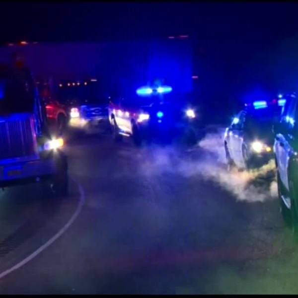 Child dead, dozens hurt in overturned bus crash
