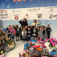 Covenant students donate toys to the Magical Christmas Toy Drive