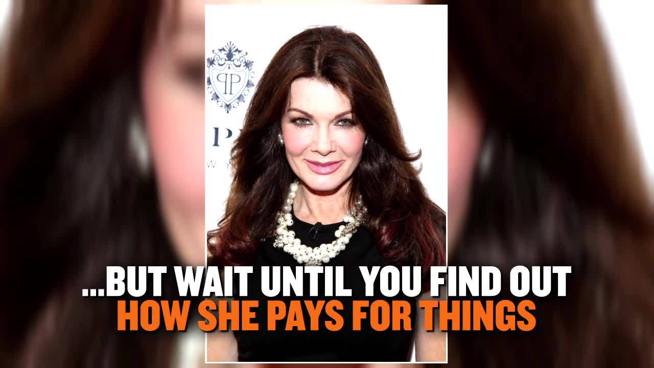 Today, Dish Nation explains how Lisa Vanderpump stays out of debt.
