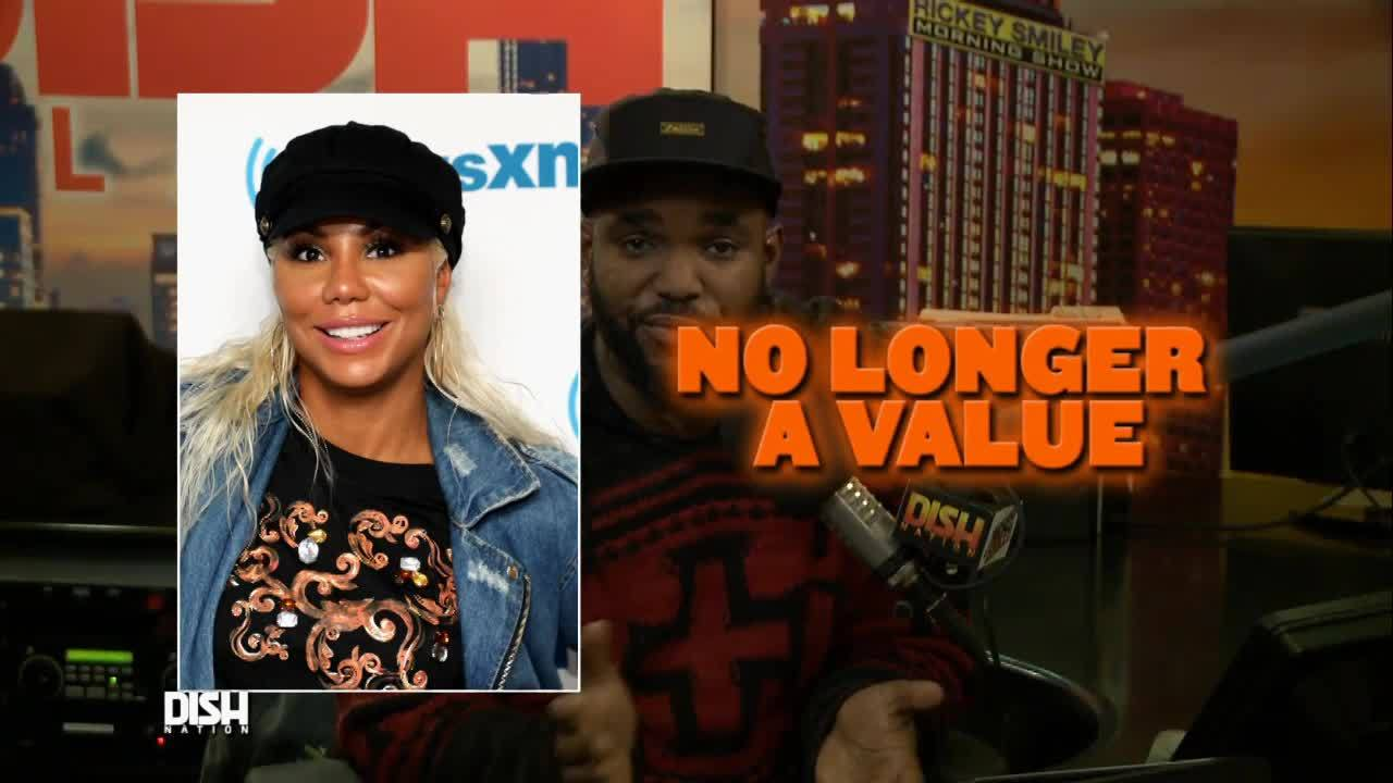 In today's Dish Nation news clip, Tamar Braxton exposes the truth about the 'Braxton Family Values'. Take a look!