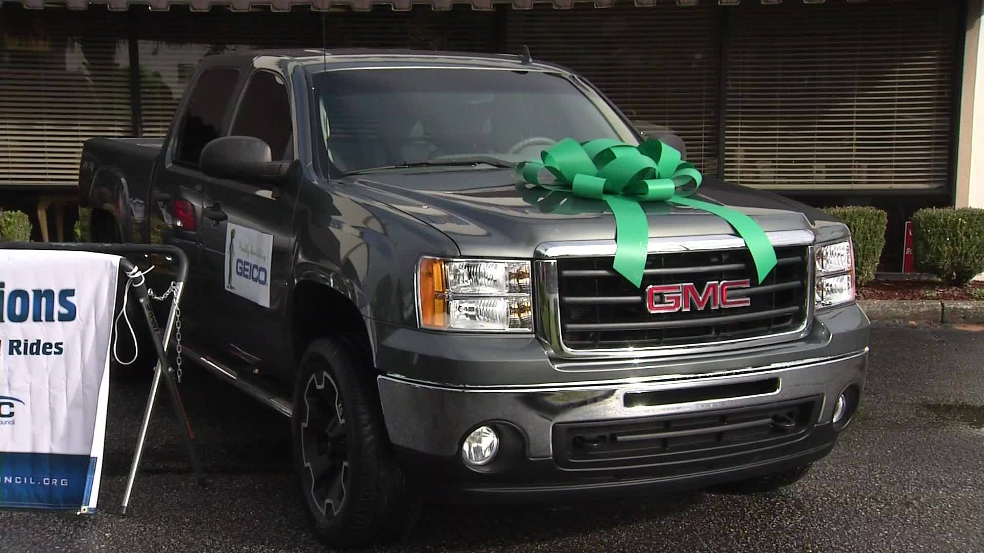VIDEO: GEICO donates truck to Baldwin County Sheriff's Boys Ranch