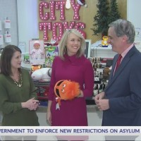 Greer's goes on a shopping spree with WKRG