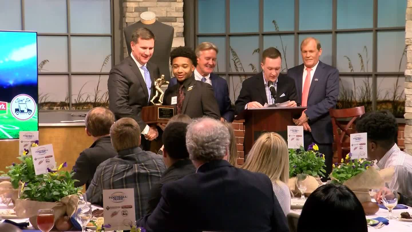 VIDEO: Friday Night Football Fever End of Year Awards