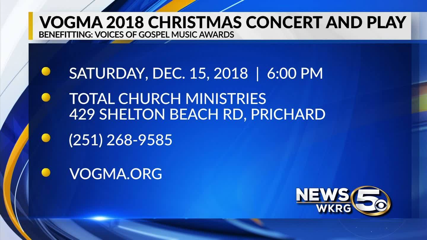VOGMA 2018 Christmas Concert and Play