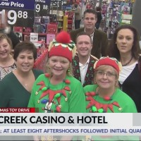 Wind Creek Casino and Hotel goes on a shopping spree with WKRG