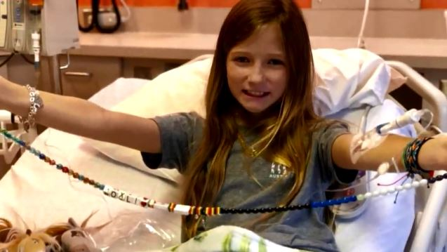 VIDEO: 11-year-old girl's brain tumor disappears in medical mystery
