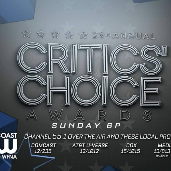 24th Annual Critics Choice Awards   Sunday on The Gulf Coast CW