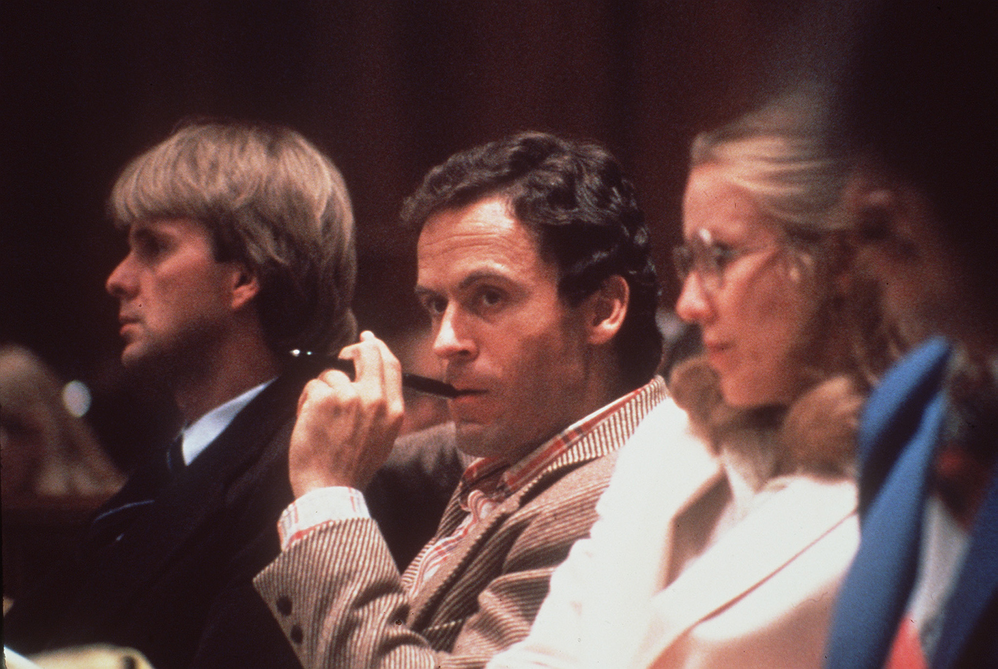 Serial killer Ted Bundy: 'You don't expect the boogie man to