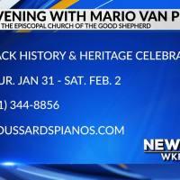"""An Evening with Mario Van Peebles"""