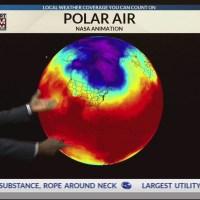 Polar Vortex Explained by Chief Meteorologist Alan Sealls