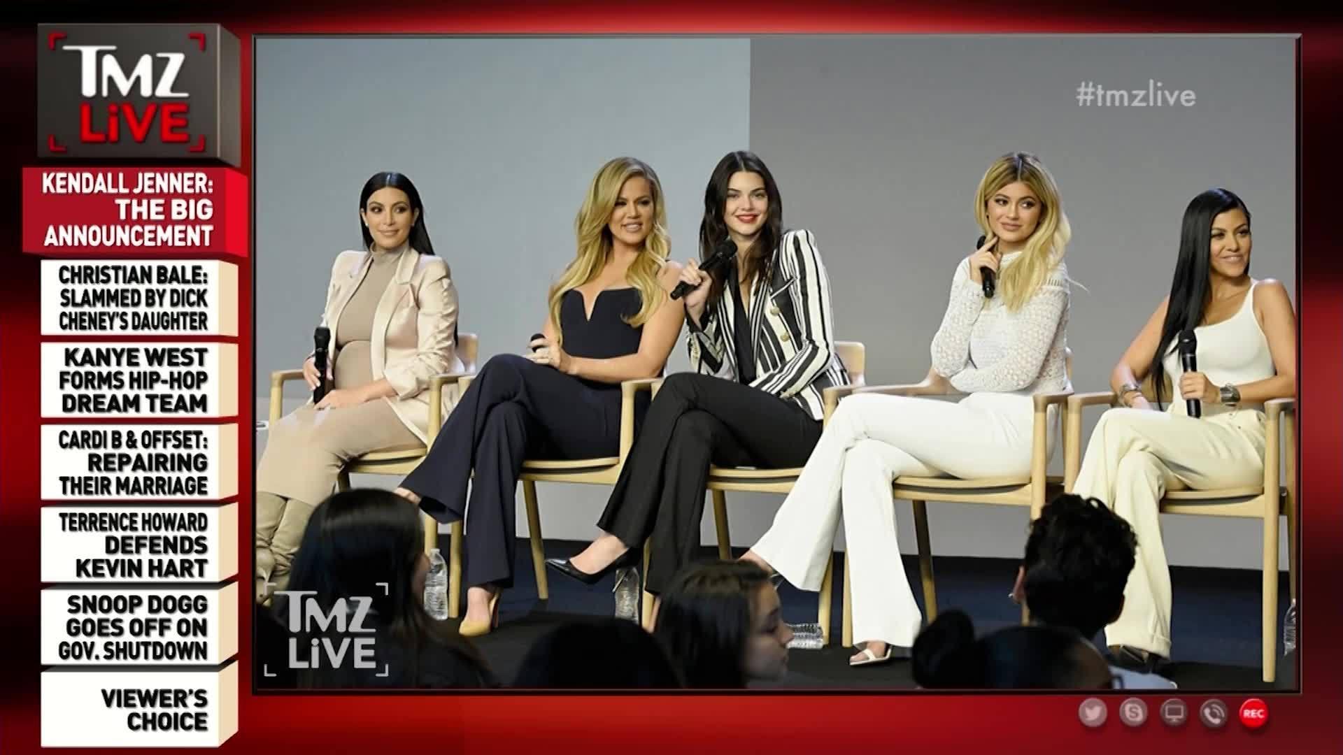 TMZ on Demand | Kendall Jenner's Big News
