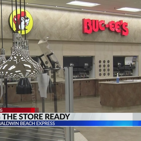 VIDEO:  Inside Buc-ee's in Baldwin County
