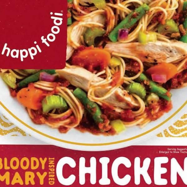 100K POUNDS OF CHICKEN RECALLED