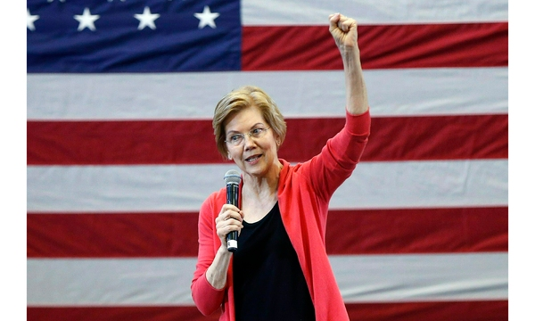 Election 2020 Elizabeth Warren_1549747140240